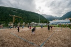 tournoi de beach volley Hôpital du Valais 2014